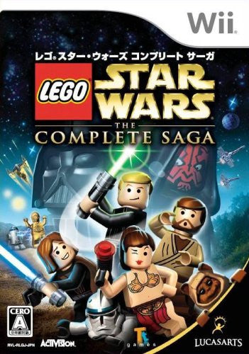 Image 1 for LEGO Star Wars: The Complete Saga