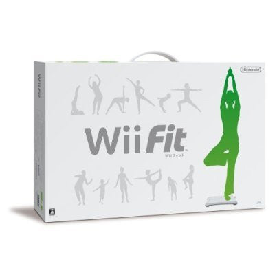 Image 1 for Wii Fit (w/ Wii Board)