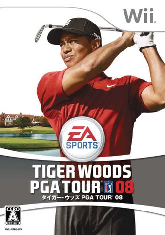 Image for Tiger Woods PGA Tour 08