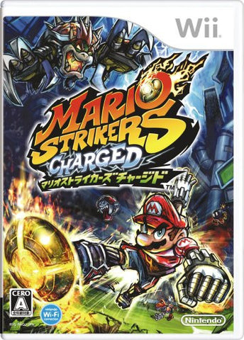 Image for Mario Strikers Charged