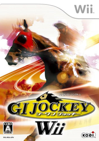 Image for GI Jockey Wii