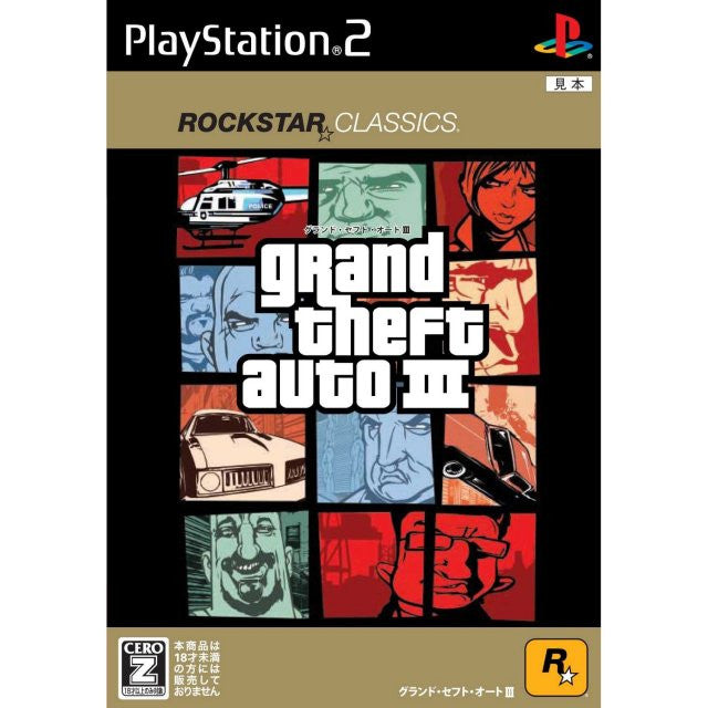 Image 1 for Grand Theft Auto III (Rockstar Classics)