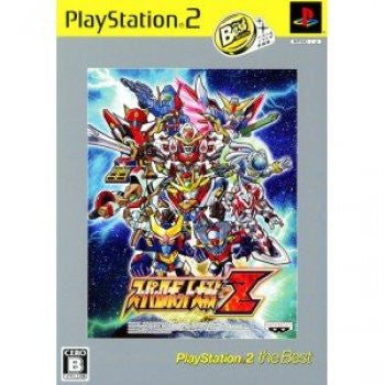 Image for Super Robot Taisen Z (PlayStation2 the Best)