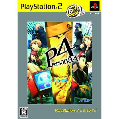 Image 1 for Persona 4 (PlayStation2 the Best)