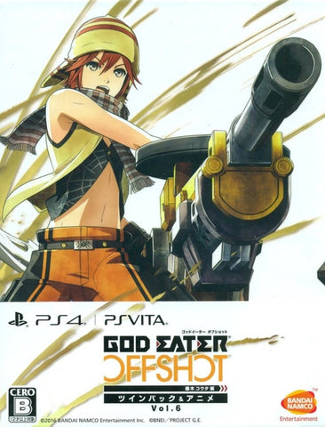God Eater Off Shot [Cross Play Pack Vol.6]