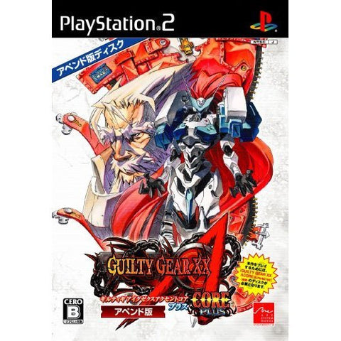 Image for Guilty Gear XX Accent Core Plus (Append Edition)