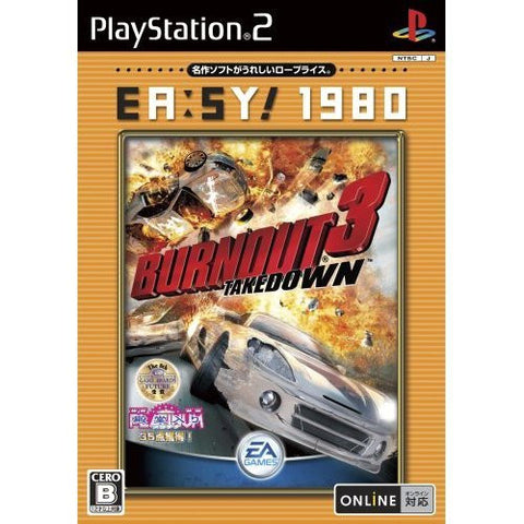 Burnout 3: Takedown (EA:SY! 1980)