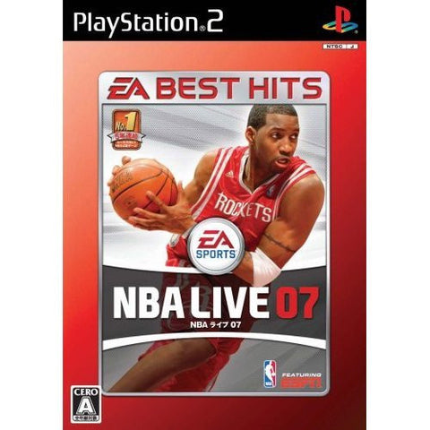 Image for NBA Live 07 (EA Best Hits)