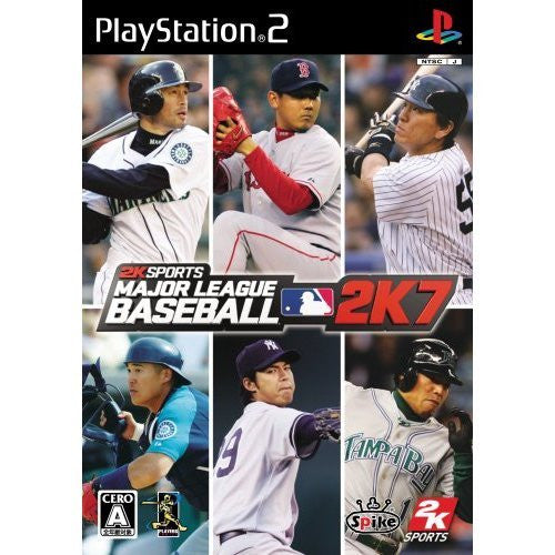 Image 1 for Major League Baseball 2K7