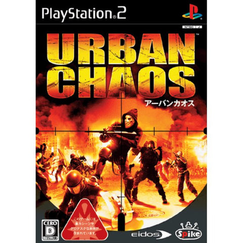 Image for Urban Chaos