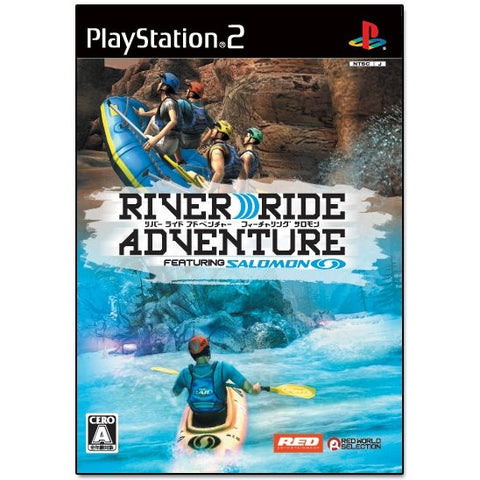 Image for River Ride Adventure featuring Salomon