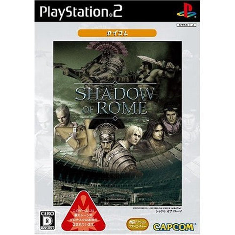 Image for Shadow of Rome (CapKore)