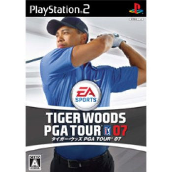 Image for Tiger Woods PGA Tour 07