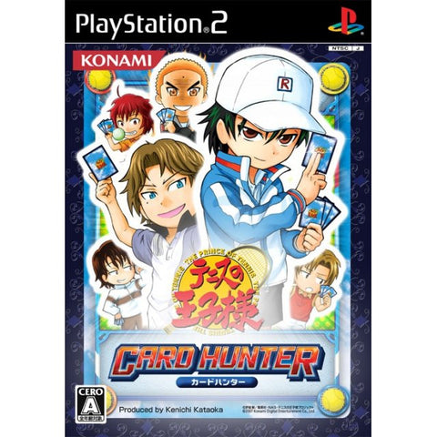 Image for The Prince of Tennis: Card Hunter