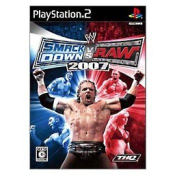 Image for WWE SmackDown! vs. RAW 2007