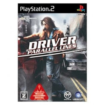 Image for Driver: Parallel Lines