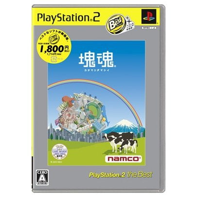 Image 1 for Katamari Damashii / Katamari Damacy (PlayStation2 the Best Reprint)