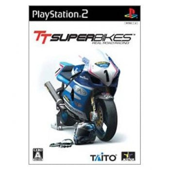 Image for Suzuki TT Super Bikes: Real Road Racing
