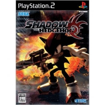 Image for Shadow the Hedgehog