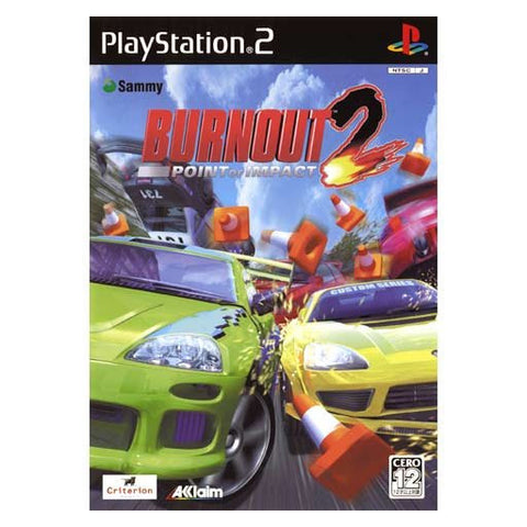 Image for Burnout 2: Point of Impact