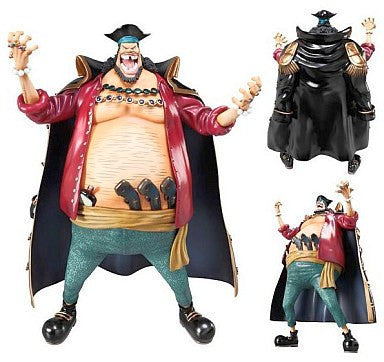 Image for One Piece - Marshall D. Teach - Portrait Of Pirates DX - Excellent Model - 1/8 (MegaHouse)