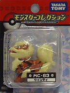 Pocket Monsters Diamond & Pearl - Windie - Monster Collection - MC-63 (Takara Tomy)
