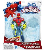 """Ultimate Spider-Man"" Hasbro Action Figure 6 Inch Collector Wave 3 Assorted"