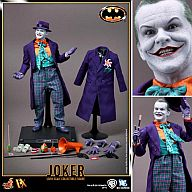Movie Masterpiece DX - Batman 1/6 Scale Figure: Joker