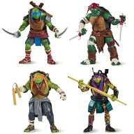 "Basic Figure Series ""Teenage Mutant Ninja Turtles"" Movie Ver. Set"