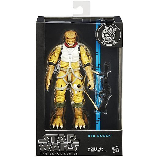 Star Wars Black Series 6 Inch Figure Bossk