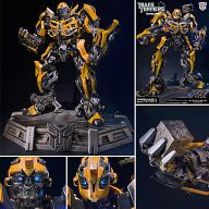 "Museum Masterline ""Transformers Dark of the Moon"" Bumblebee Allspark Exclusive Polystone Statue MMTFM-04EX"