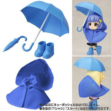 Image 3 for Cu-Poche - Cu-Poche Extra - Rainy Day Set - Blue (Kotobukiya)