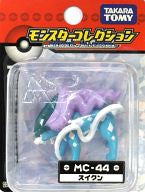 Pocket Monsters - Suicune - Monster Collection - MC-044 (Takara Tomy)