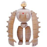 Tenkuu no Shiro Laputa - Laputa Robot - Ghibli Doll Collection (Sekiguchi)