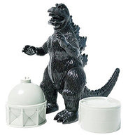 "Jet-black Object Collection ""Godzilla"" 1968 Industrial Complex Set"
