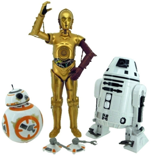 Star Wars 12 Inch Figure Droid 3Pack