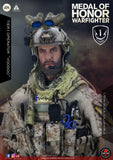 "Soldier Story SS106 1/6 Scale ""Medal of Honor"" Navy SEAL Tier One Operator Voodoo - 7"