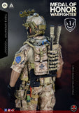 "Soldier Story SS106 1/6 Scale ""Medal of Honor"" Navy SEAL Tier One Operator Voodoo - 9"