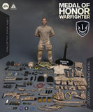 "Soldier Story SS106 1/6 Scale ""Medal of Honor"" Navy SEAL Tier One Operator Voodoo - 1"