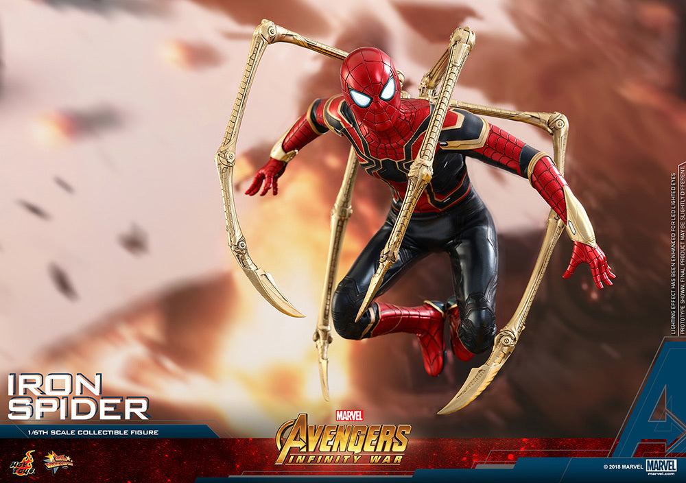 "Movie Masterpiece ""Avengers: Infinity War"" 1/6 Scale Figure Iron Spider(Provisional Pre-order)"