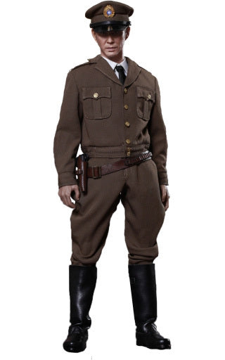 POPTOYS x ATOP ATOP-01 1/6 Action Figure The Guard Officer