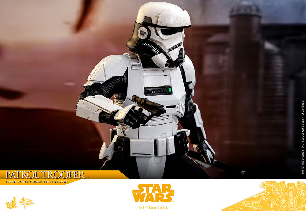"Movie Masterpiece ""Solo: A Star Wars Story"" 1/6 Scale Figure Patrol Trooper(Provisional Pre-order)"