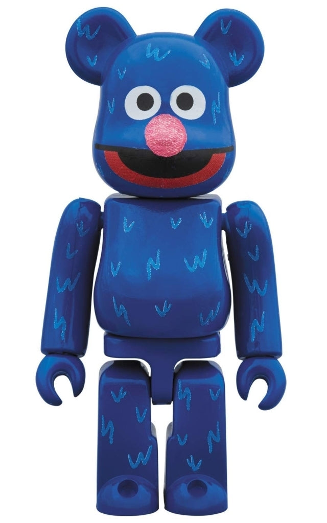 Be Rbrick Count Von Count Grover 2pack Sesame Street