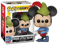 "POP! ""Disney"" ""Mickey Mouse Mickey Mouse Screen Debut 90th Anniversary"" Mickey Mouse (""Brave Little Tailor"" Ver.)"