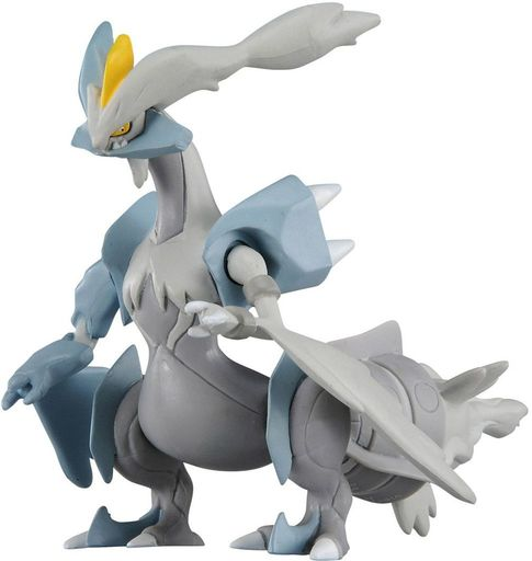 Pocket Monsters - White Kyurem - Moncolle - Monster Collection - ML-10 (Takara Tomy)