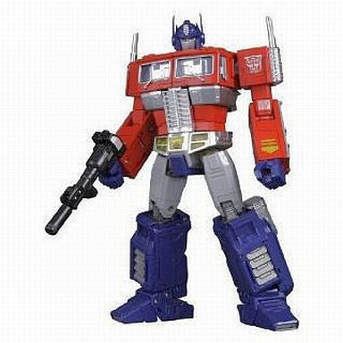 Image for Transformers Masterpiece MP-10 Optimus Prime