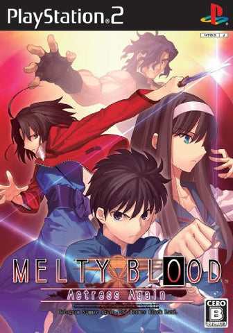Image for Melty Blood: Actress Again [First Print Limited Edition]