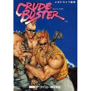 Image for Crude Buster