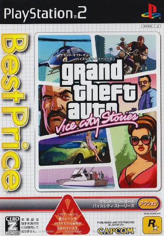 Image for Grand Theft Auto: Vice City Stories (Best Price!)