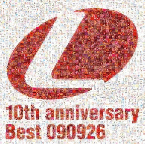 Image for Lantis 10th anniversary Best 090926